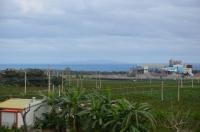 緑島が見える160122