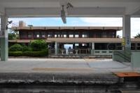 太麻里駅舎160122
