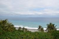 台東の海岸は砂利海岸160122