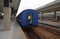 機関車が外された旧型客車160122