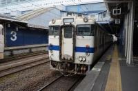 普通列車枕崎行き160131