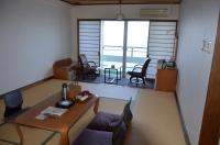 指宿海上ホテルの和室160131