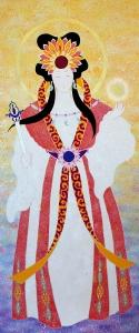 女王・日巫女