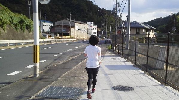 20キロ走 (3)