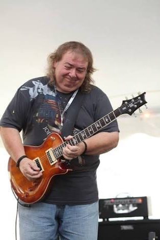BERNIE MARSDEN『AND ABOUT TIME...