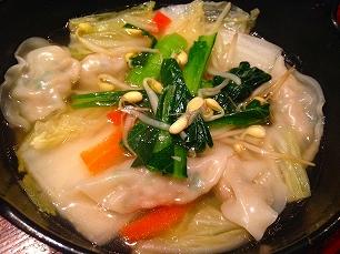 0629マルモ@餃子スープ