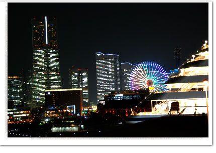 横浜・東京の夜景12086