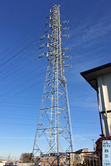 東大和線43号鉄塔