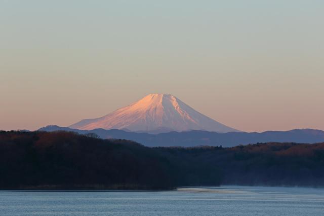 富士山@狭山湖