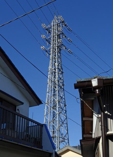 川越線49号鉄塔