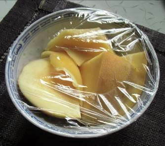アップルマンゴー保存
