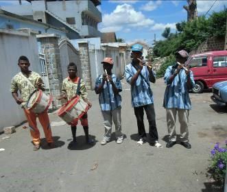 マダガスカル音楽隊