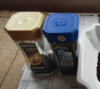 コーヒー滓の保存