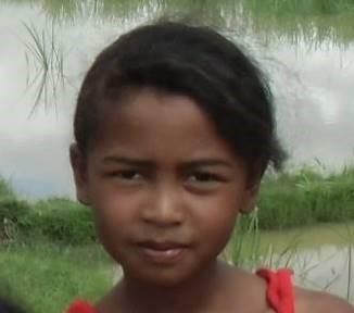 マダガスカルの丸顔3