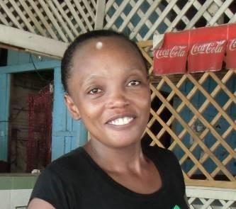 アフリカ系女性1