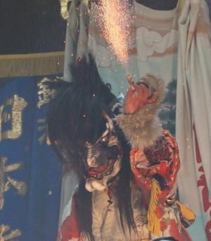 岡崎神楽社中 黒塚2