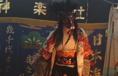 岡崎神楽社中 黒塚3