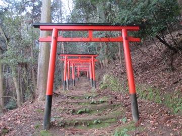 岩屋神社奥の院