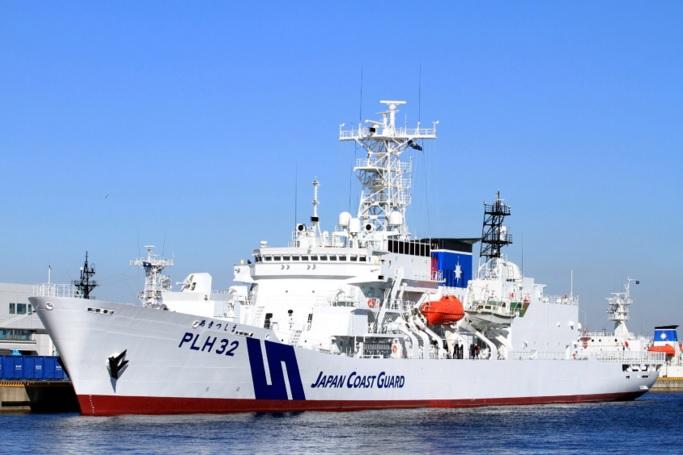 2016-1-7巡視船あきつしま