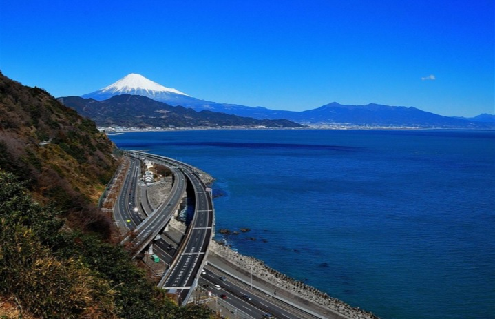 2016-2-14さった峠からの富士