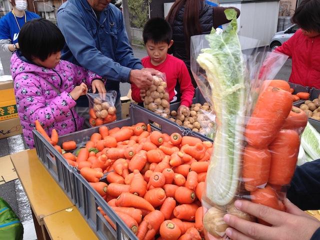 野菜つめ放題2