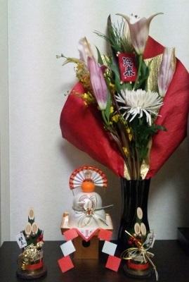 リビングの花 (300x400)