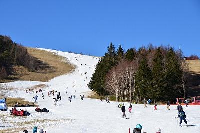 2015スキー場と白樺湖 (1)