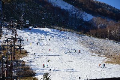 2015スキー場と白樺湖 (2)