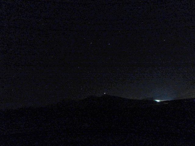20160115夜の富士見パノラマと月 (20)