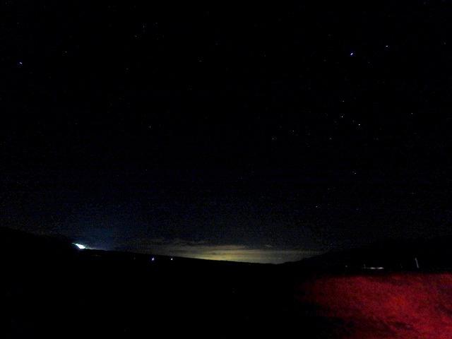 20160115夜の富士見パノラマと月 (22)