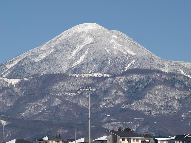 20160126快晴の上古田雪景色 (10)