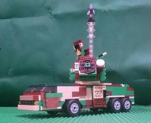 HM-9331発射