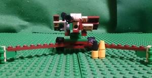 88式の後ろ姿と弾薬