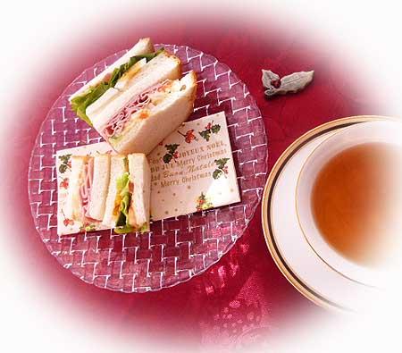 サンドイッチ&ウバ