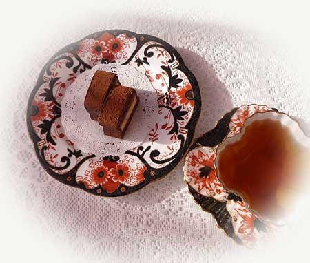 石畳  バトンショコラ
