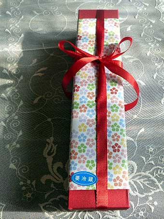 生菓子の贈り物BOX