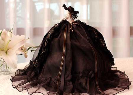 黒いドレスのド-ルティ-コジ-