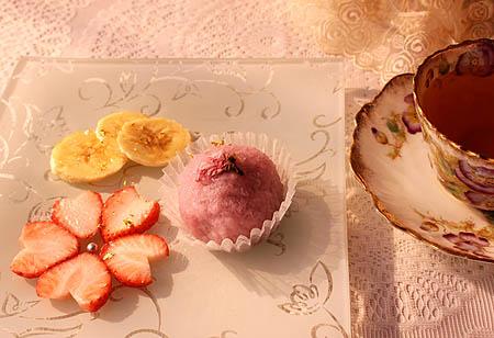 桜餅&シッキム