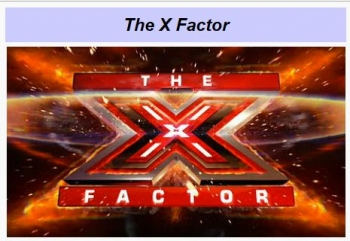 wikiThe X Factor