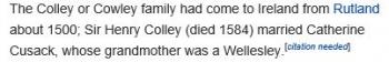 wikiRichard Wesley, 1st Baron Mornington2