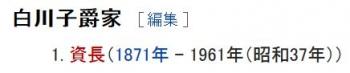 wiki白川伯王家