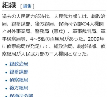 wiki人民武力部