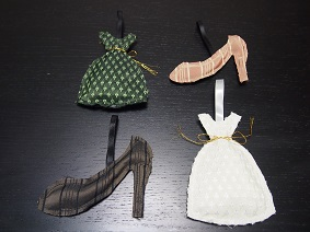 2015 ornament - dress