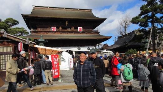 善光寺初詣森隆一さんと (520x293)