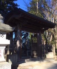 2016御嶽神社狼