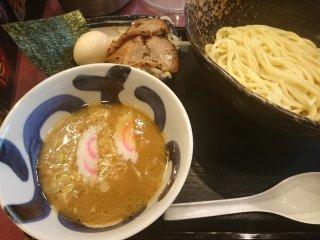 s三ツ矢堂製麺のつけ麺3