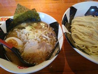 sおんのじのつけ麺2