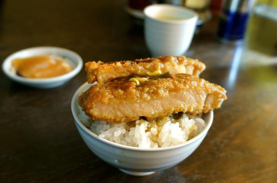 古峯神社から~の、大関食堂@鹿沼市下沢 大関食堂、Andy特製カレーカツラーメン丼