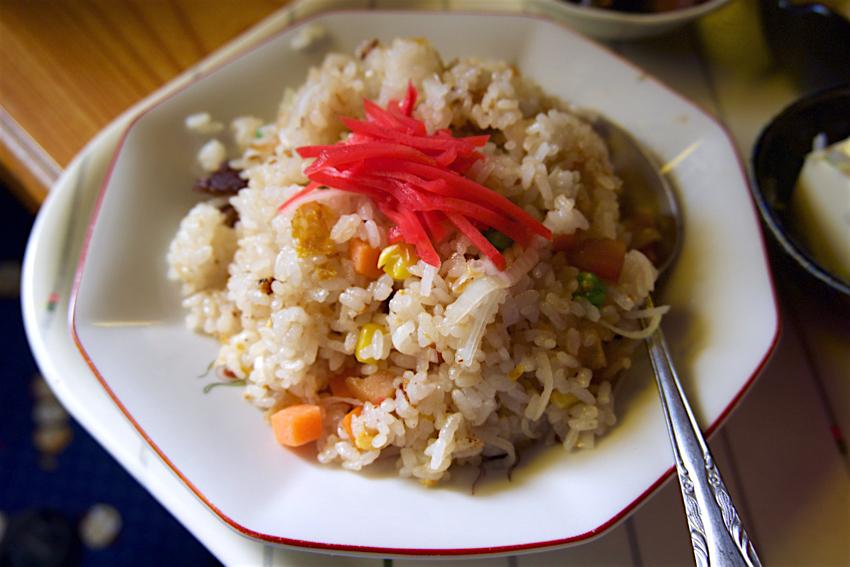 お食事処 とちっ子@壬生町下稲葉 チャーハン