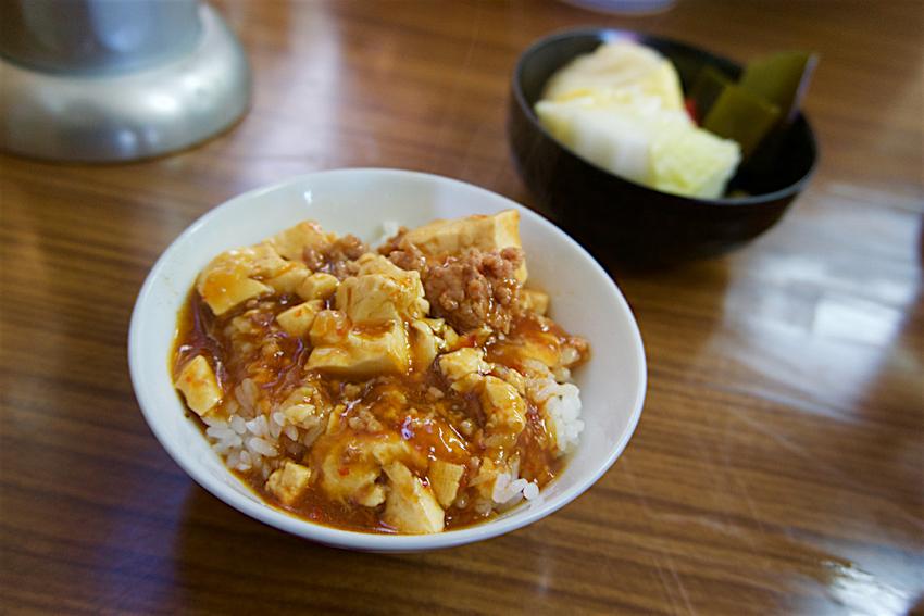 中華三十番@宇都宮市中今泉 Andy特製マーポー丼